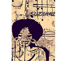 Suzanne Pryor Photographic Print