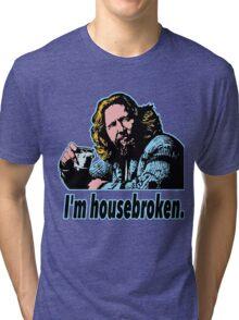 Big lebowski Philosophy 29 Tri-blend T-Shirt
