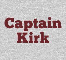 Captain Kirk by nyah14