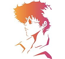 Spike Cowboy Bebop Photographic Print