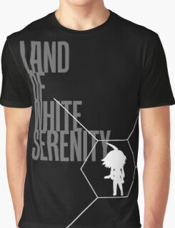 4 Lands - White Graphic T-Shirt