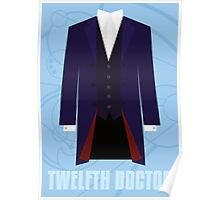 Doctor Who Twelfth Doctor Costume Poster