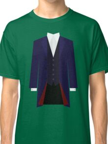 Doctor Who Twelfth Doctor Costume Classic T-Shirt