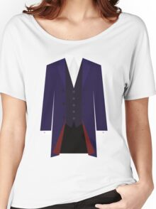 Doctor Who Twelfth Doctor Costume Women's Relaxed Fit T-Shirt