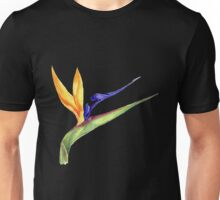 Bird of Paradise- 1 Unisex T-Shirt