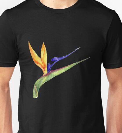 Bird of Paradise- 1 Unisex T-Shirt