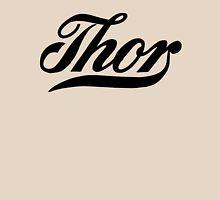Thor, American classic motorcycle logo remake Unisex T-Shirt