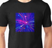 Deep Blue Jump Unisex T-Shirt