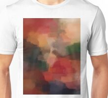 Abstract Nature Dream Landscape Unisex T-Shirt