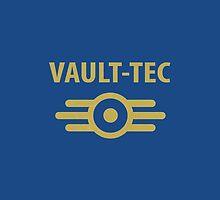 Fallout - Vault-Tec by itsRyaaaaan