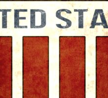United States Shield Sticker