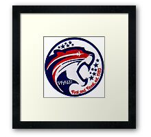 VFA-131 Wildcats Framed Print
