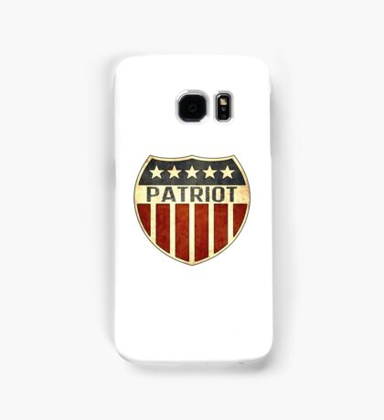 Patriot Shield Samsung Galaxy Case/Skin