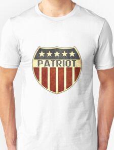 Patriot Shield Unisex T-Shirt