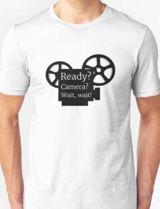 Movie Film Director Buff Unisex T-Shirt