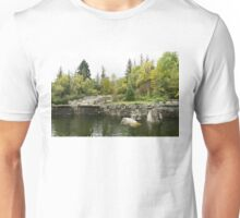 Overgrown and Wild - Fading Autumn Beauty Unisex T-Shirt