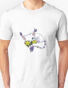Gatomon - Digimon Unisex T-Shirt