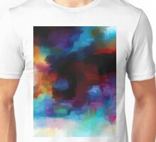 Abstract Nature Landscape Tropical Unisex T-Shirt