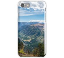 Mountain and Valley iPhone Case/Skin