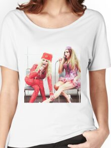 Katya and Alyssa Edwards Women's Relaxed Fit T-Shirt