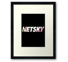 Netsky RIO Framed Print