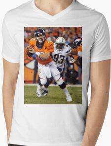 Peyton Manning Mens V-Neck T-Shirt