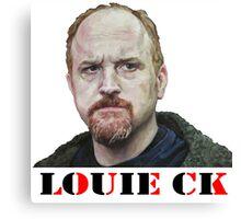 Louie CK Canvas Print