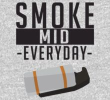 Smoke Mid Everyday Kids Tee