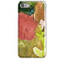 Flower Terrain iPhone Case/Skin