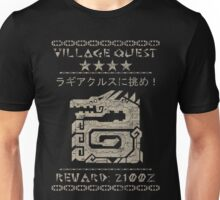 Monster Hunter Required - Lagiacrus Unisex T-Shirt