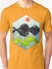 The Poly Landscape 2.0 T-Shirt