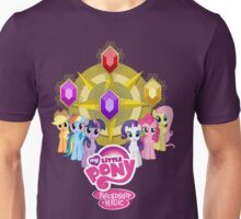 Mane 6 Elements Logo Unisex T-Shirt