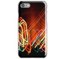 Suburb Christmas Light Series - 80s Funk iPhone Case/Skin