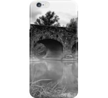 Fog On The Quoile iPhone Case/Skin