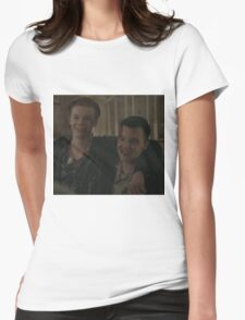 Gallavich, Shameless US Womens Fitted T-Shirt