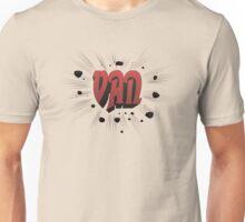 Krieger Van Unisex T-Shirt