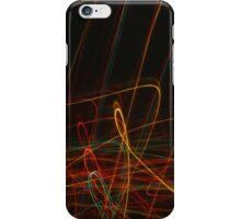 Suburb Christmas Light Series - Xmas Reach iPhone Case/Skin
