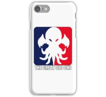 The Great Old One iPhone Case/Skin