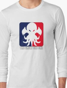 The Great Old One Long Sleeve T-Shirt