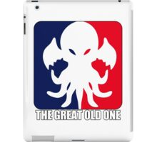 The Great Old One iPad Case/Skin