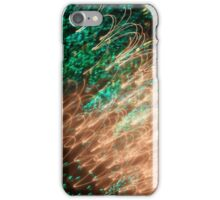 Suburb Christmas Light Series - Xmas Emerald iPhone Case/Skin