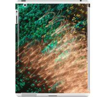 Suburb Christmas Light Series - Xmas Emerald iPad Case/Skin