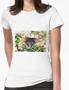 Spice Bush  Womens Fitted T-Shirt