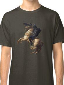 Darth vader riding a horse Classic T-Shirt