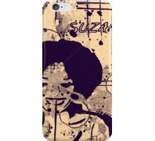 Suzanne Pryor iPhone Case/Skin