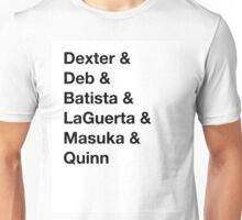 & Dexter Unisex T-Shirt