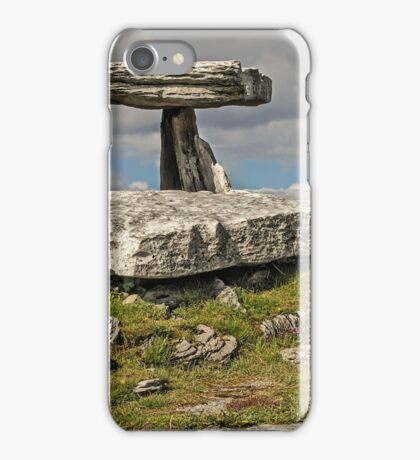 Neolithic Teleport iPhone Case/Skin