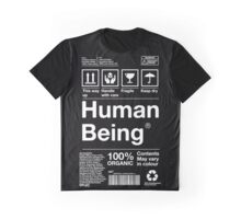 Human Being Graphic T-Shirt