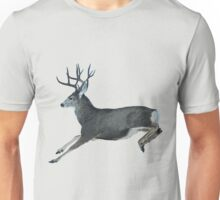 Mule deer motion  Unisex T-Shirt