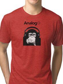Analog - Sound (sc)Ape Tri-blend T-Shirt